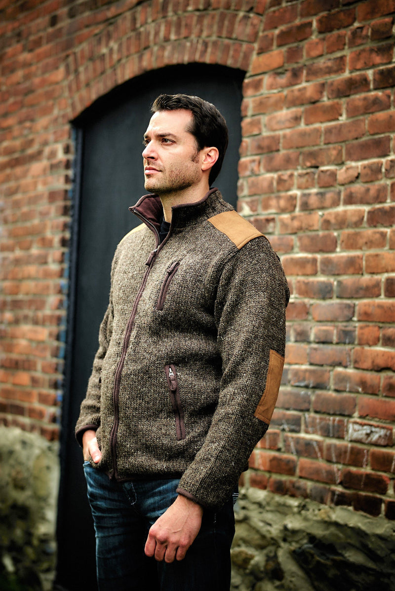 OXFORD KNIT JACKET