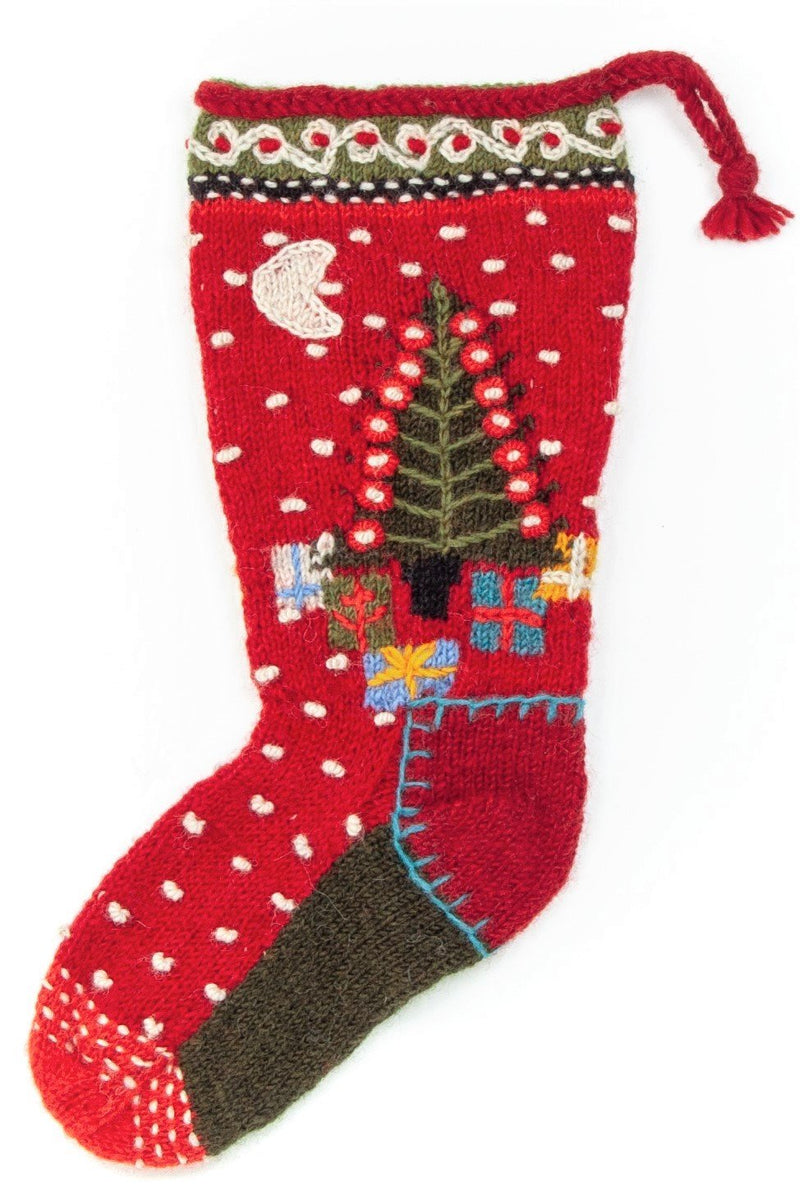 Presents Christmas stocking by Lost Horizons