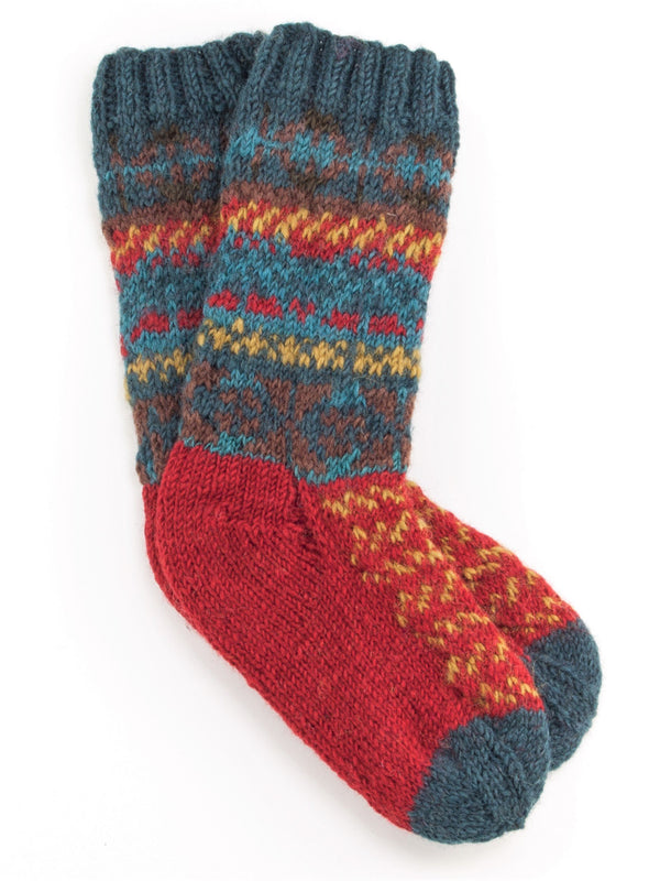 Hadley Socks by Lost Horizons