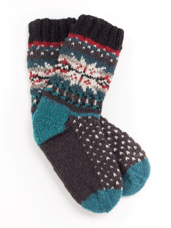 Jasper socks by Lost Horizons