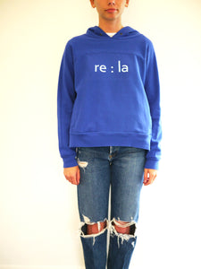 David Hockney Cropped Sweatshirt