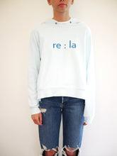 Load image into Gallery viewer, Change the Rules, Live in LA Cropped Sweatshirt