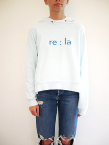 Change the Rules, Live in LA Cropped Sweatshirt