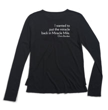 Load image into Gallery viewer, Chris Burden Long Sleeve Tee