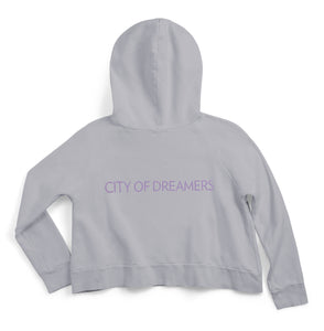 City of Dreamers Cropped Sweatshirt