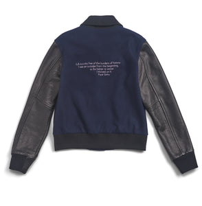Frank Gehry Bomber Jacket