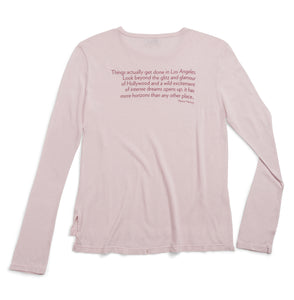 Werner Herzog Long Sleeve Tee