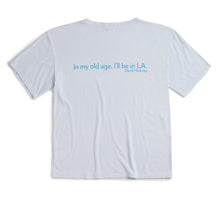 Load image into Gallery viewer, David Hockney Relaxed Short Sleeve Tee