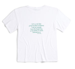 Frank Gehry Relaxed Short Sleeve Tee