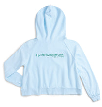Load image into Gallery viewer, David Hockney Cropped Sweatshirt