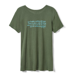 Alex Prager Short Sleeve Tee