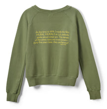Load image into Gallery viewer, Agnès Varda Crewneck Sweatshirt