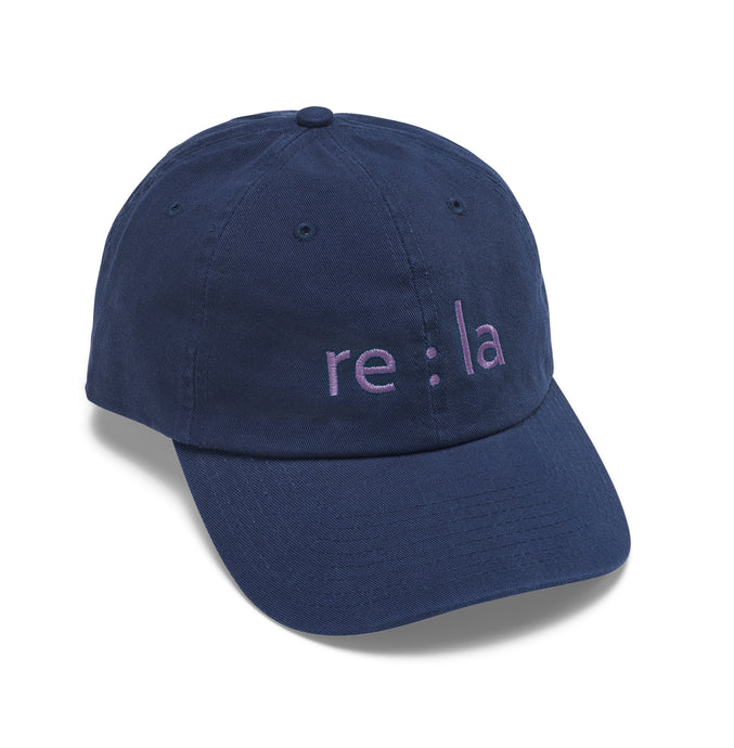 re:la Embroidered Hat