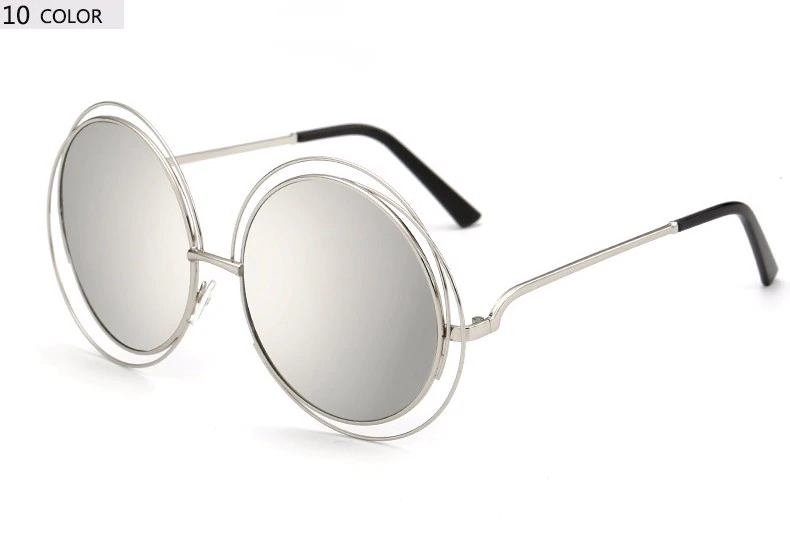 Wire Frame Sunglasses
