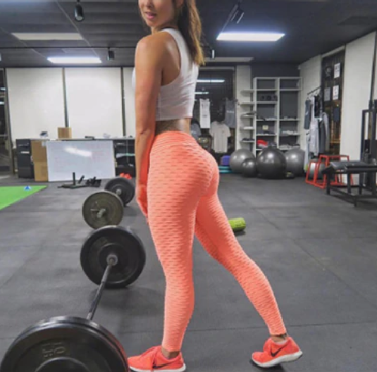 Ankle Length Push Up Leggings