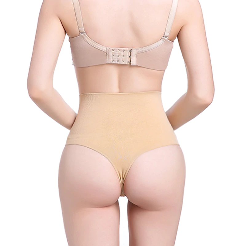 Thong, Tummy Shaper And Butt Lifter