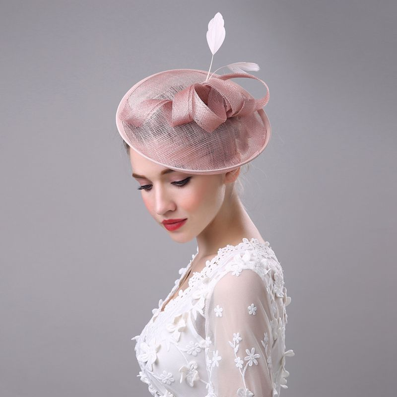 Women's Flower Vintage Fascinator  Hat