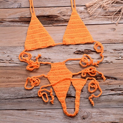 Sunbathing Beach Spa Bikini