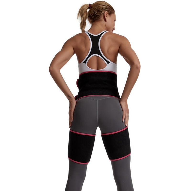 Thigh Trimmer -  Leg Shapers  - Waist Shapers