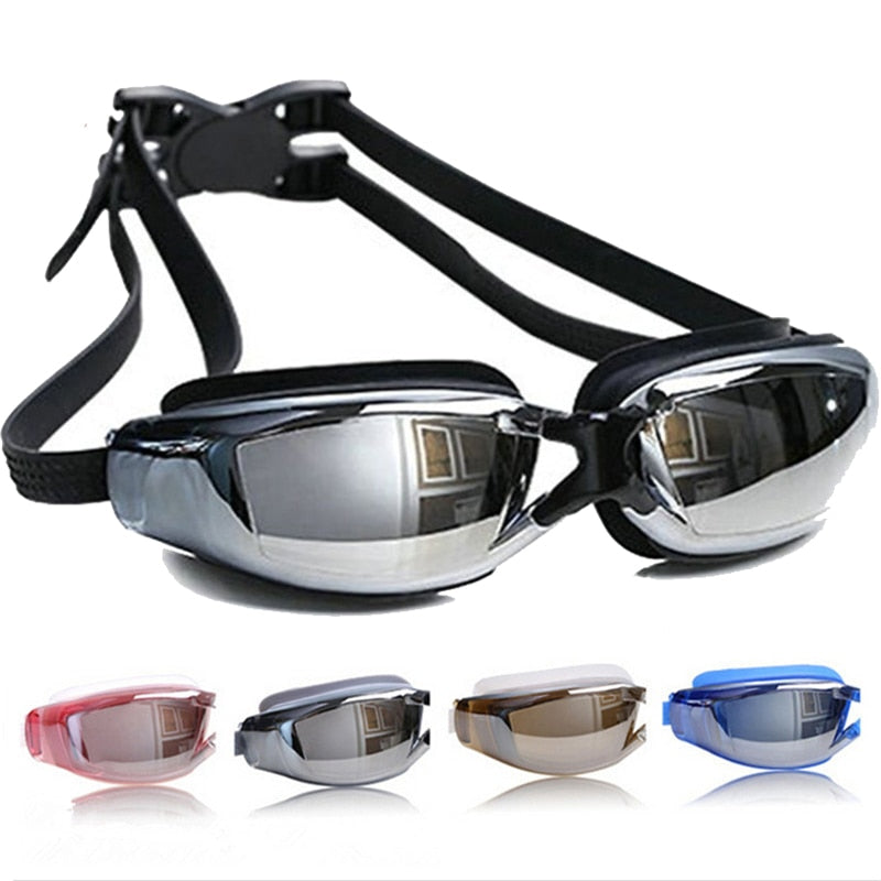 Anit-Fog Uv Protection Swimming Goggles