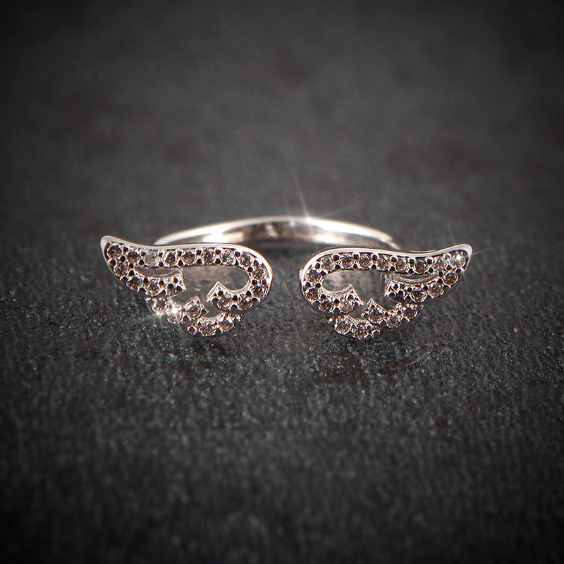 Angel Cocktail Ring