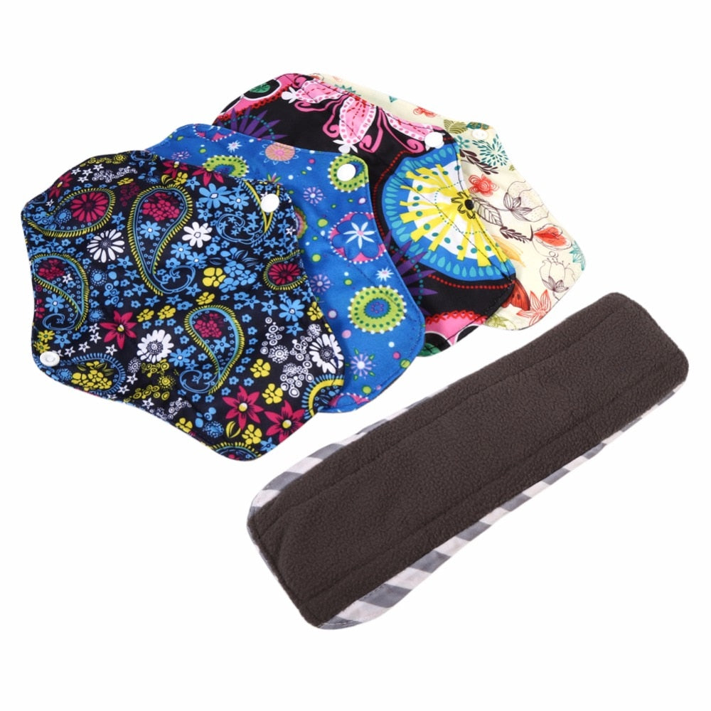 Easy Wash And Dry Reusable Menstrual Pad