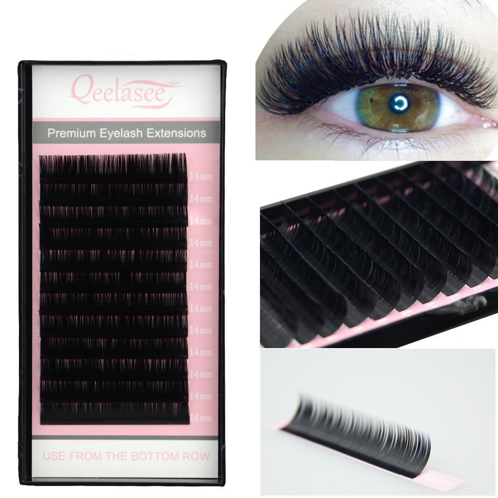 Fake D Curl Eyelash Extensions
