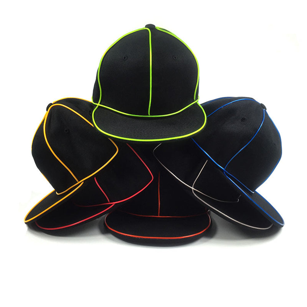 Flourescent Party Caps