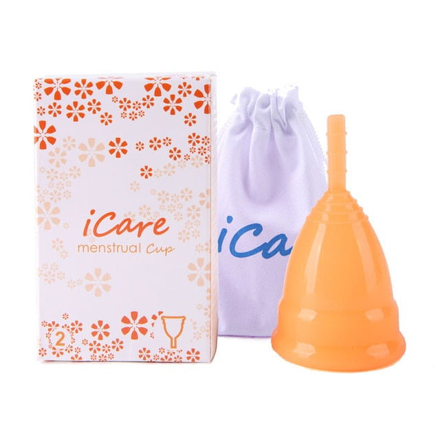 Icare Reusable  Menstrual Cups