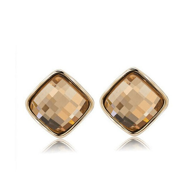 Classic Elegant Stud Earrings For Women