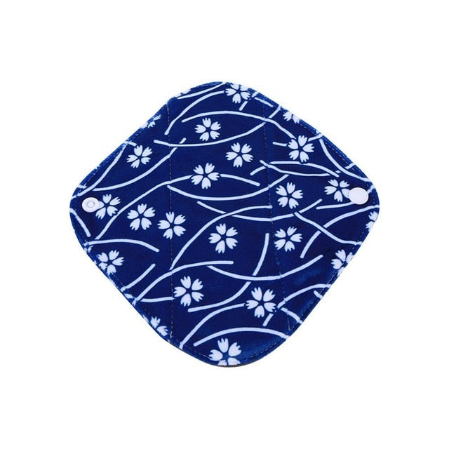 Easy Wash And Dry Reusable Menstrual Panty Liner