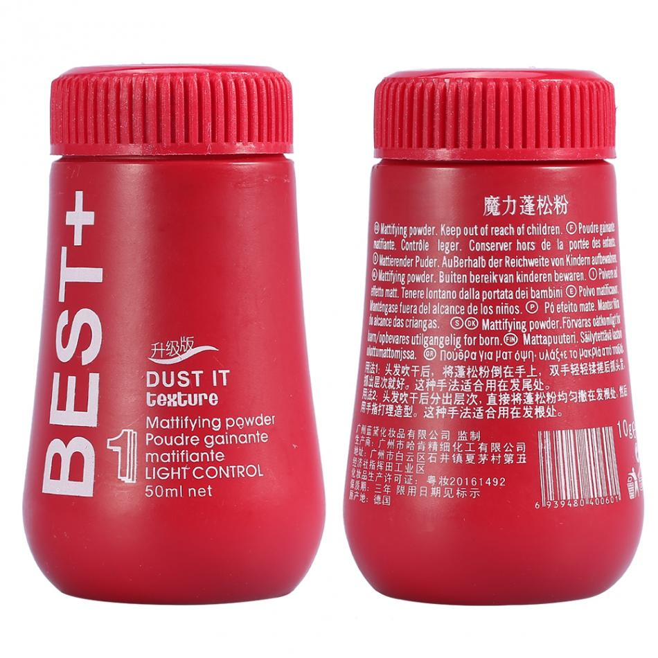 Mattifying Hair Styling  Powder