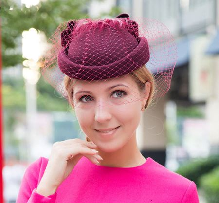 Bowknot Fascinator Hat