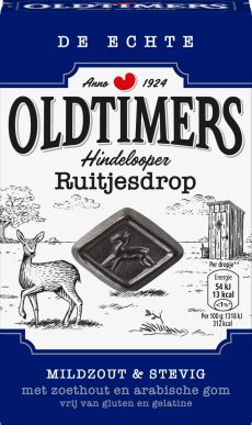 Oldtimers - Zoute drop