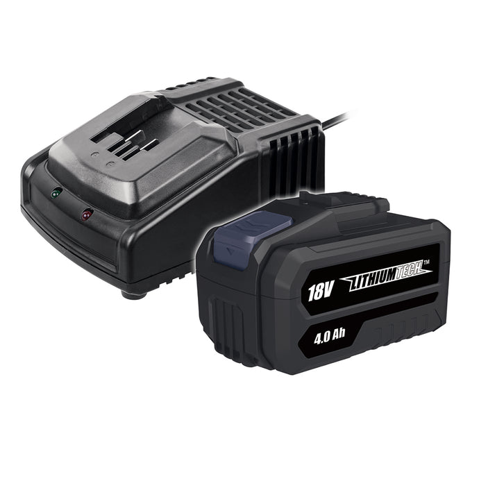 ROCKWELL 18V 4.0Ah BATTERY & CHARGER KIT