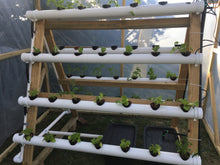 Load image into Gallery viewer, A-frame hydroponic system