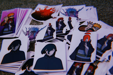 ANIME COLLECTION SINGLE MYSTERY STICKER