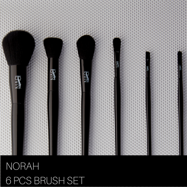 Norah Makeup Brush Set