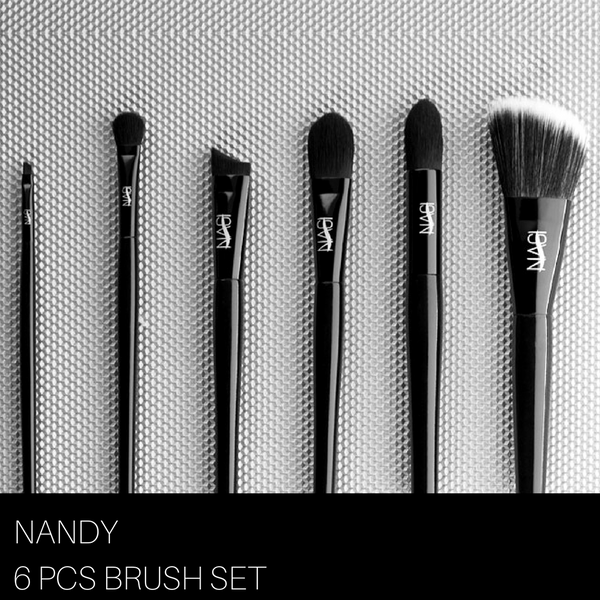 Nandy Makeup Brush Set