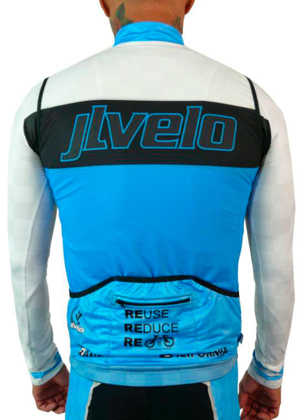 Men's Retro Stash Wind Vest