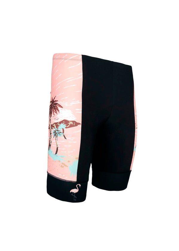 Men's Tropic Like It's Hot Cycling Shorts