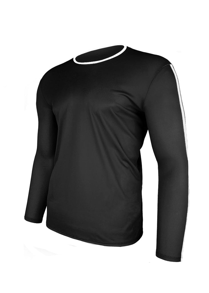 Unisex Long Sleeve Custom Shirts Sizing Kit: PRIMARY SIZES