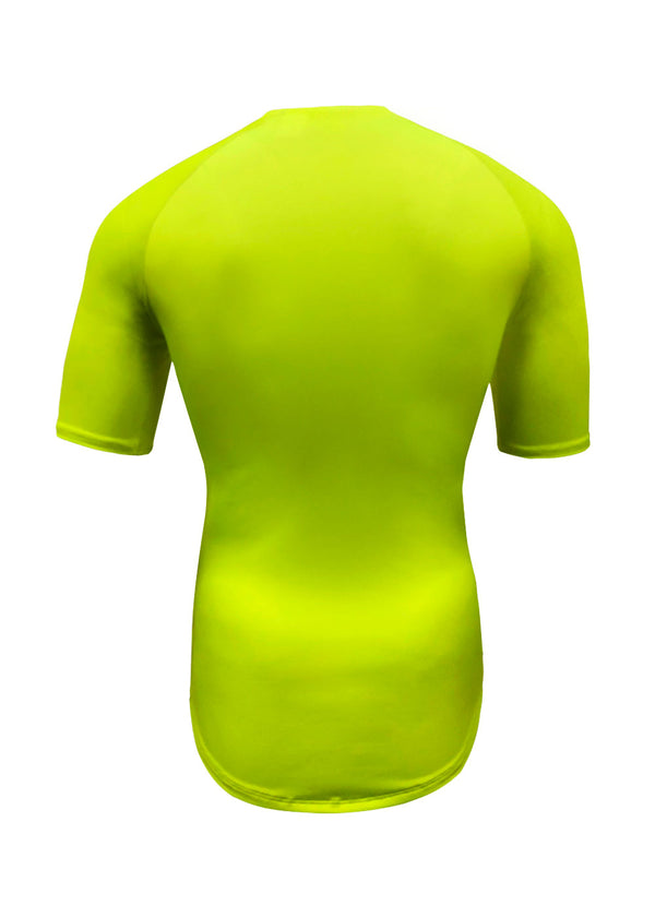 Drywick Short Sleeve Tech Shirt Hi-Viz