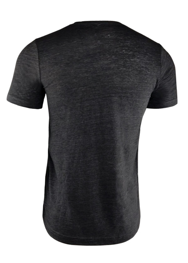 JL Racing Heather Grey Tee