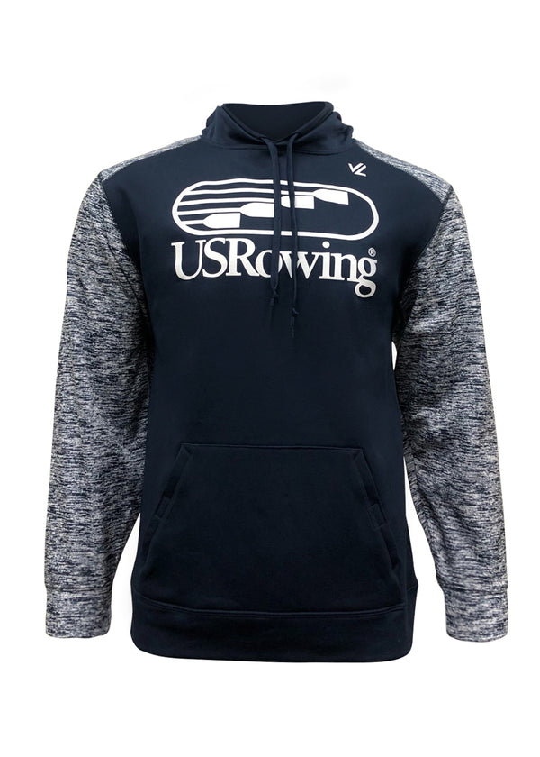 Tech Shirts Technical Shirts Performance Top Performance Tank Workout Top Long Sleeve Short Sleeve Tshirt USRowing Sport Blend Hoodie US Rowing $50-$100, Hoodies + Sweatshirts, Long Sleeve, Men's, Outerwear, Tops, USA, Women's $49.95 Size XSmall  JLAthletics