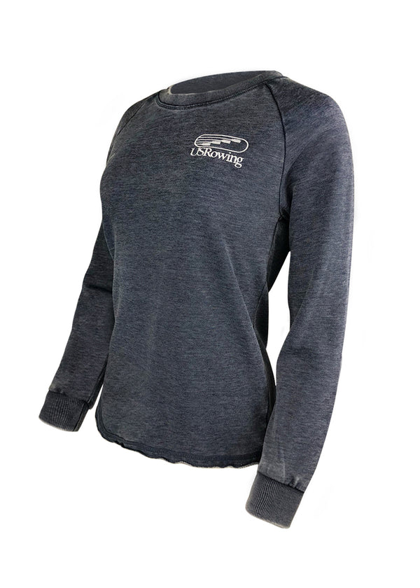 USRowing Women's Comfy Crewneck Sweatshirt