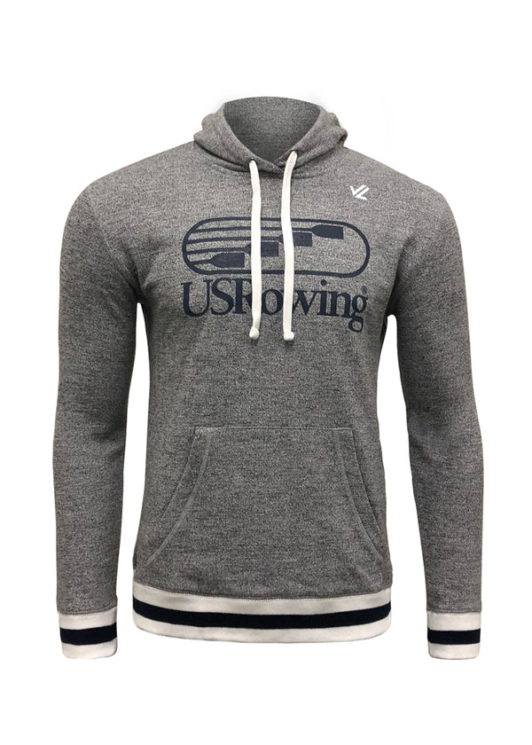 custom suit suits unisuit AIO all in one zootie team store customized USRowing Peppered Fleece Hoodie US Rowing $50-$100, Hoodies + Sweatshirts, Long Sleeve, Men's, Outerwear, Tops, USA, Women's $59.95 Size XSmall  JLAthletics
