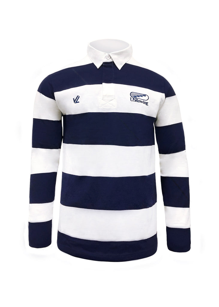 USRowing Rugby Navy/White