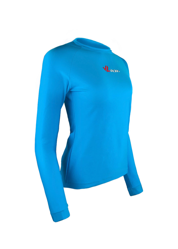 Women's Thermo Tech Shirt Teal