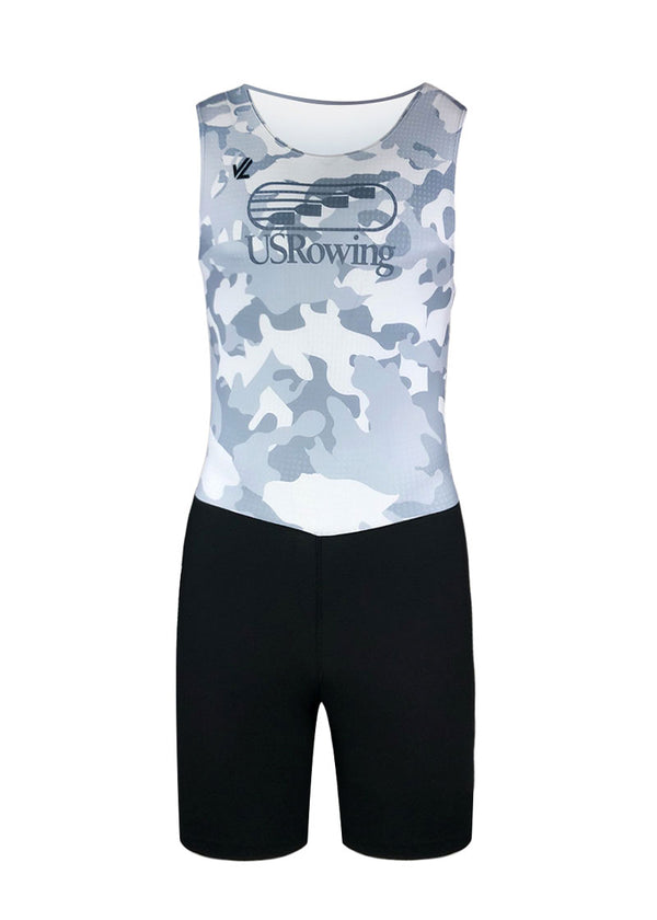 rowing unisuit zootie allinone AIO USRowing Men's Unisuit Camo US Rowing $50-$100, Men's, Unisuit, USA, What's New $84.95 Size XSmall  JLAthletics